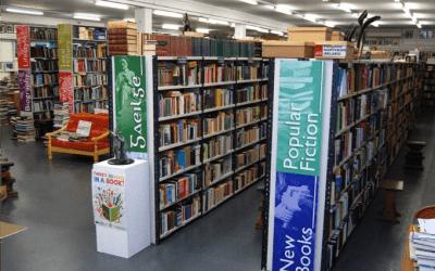 Top 5 Bookshops in Galway City