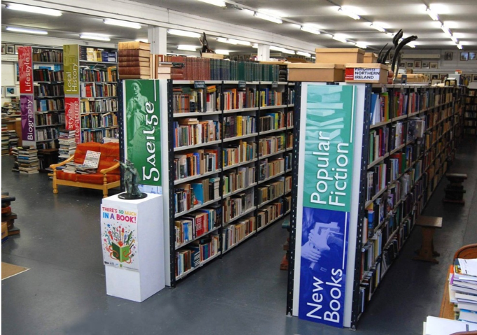 Top 5 Bookshops in Galway City