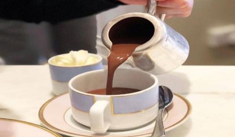 hot chocolate dublin