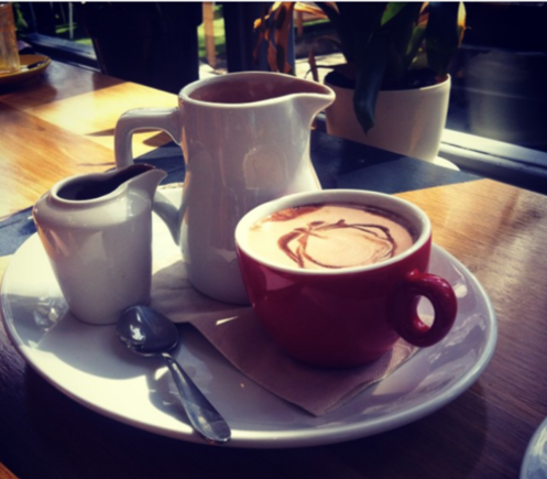 Top 5 Hot Chocolates in Dublin City
