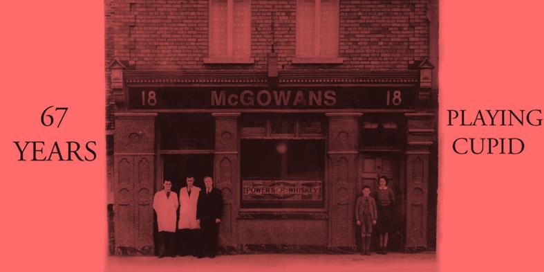 Mcgowans pub