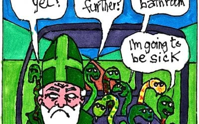 5 Unusual Facts about St. Patrick's Day!