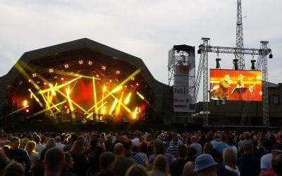 Summer Music Venues in Dublin City