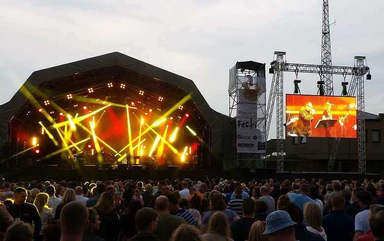 Summer Music Venues in Dublin City