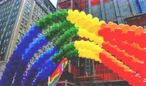 Dublin city Pride Parade