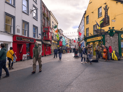 It's all about the Galway charm