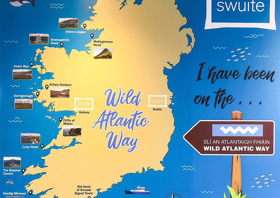 Discover the Wild Atlantic Way with Swuite